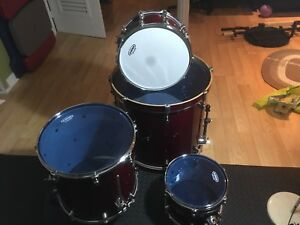 Mapex Pro M Series Drum Set