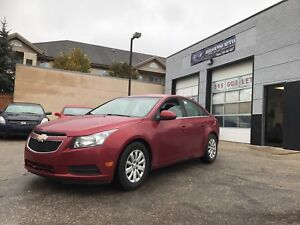 Clean title !!saftied 2011 Chevrolet Cruze 1.8L Turbo