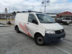 2008 Volkswagen Transporter (swb) 5 Sp Manual Van