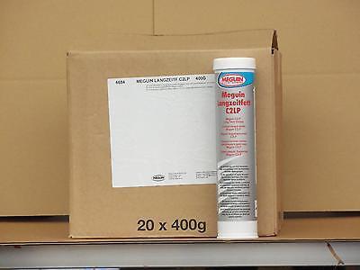 7,25€/kg Meguin Calcium Langzeitfett C2LP 400 g  Schmierfett wartungsarm