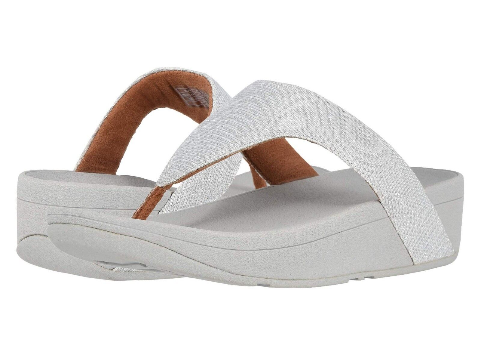 Women's Shoes Fitflop LOTTIE GLITZY THONG Arch Support Sanda