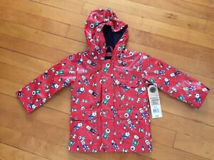 Nevada lined rain coat size 12 months - new