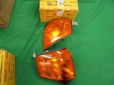 Mercedes W202 Pair of Indicators Front Original Bosch New for sale  Shipping to Ireland
