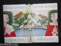 Original Eric Fraser Dustjacket/cover (only) For Silver Nutmeg By Norah Lofts -  - ebay.co.uk