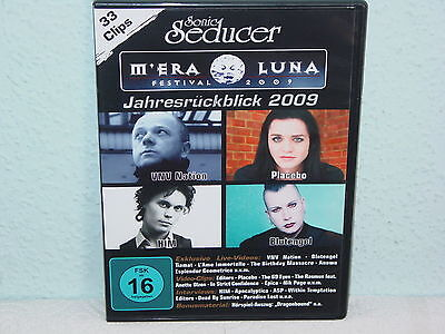 ****DVD-SONIC SEDUCER - COLD HANDS SEDUCTION Vol.102-15 Jahresrückblick 2009****