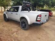 2010 Ford Ranger XL HI-RIDER (4x2) PK Moree Moree Plains Preview