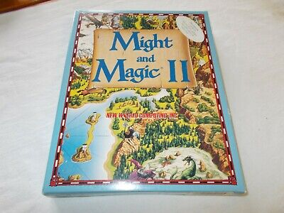 Might and Magic Book II Two: Gates to Another World Vintage Macintosh RPG (Might And Magic Ii Gates To Another World)