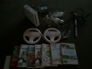 Wii games with accessories $100 Modbury Tea Tree Gully Area Preview