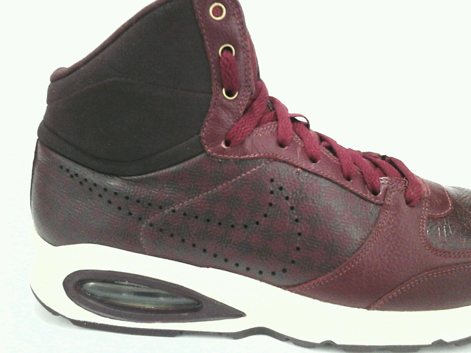 Details about Nike AIR MAX INTERNATIONAL Burgundy Red Shoes Men's US 9 UK 8 EUR 42.5 RARE