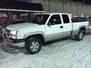 2004 Chevrolet Silverado 1500 4x4 z71
