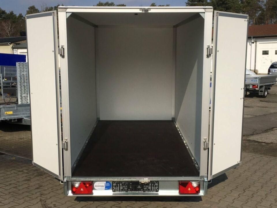 ⭐Anhänger Saris Koffer FW2000 2000 kg 306x154x200 cm Holzkoffer in Schöneiche bei Berlin