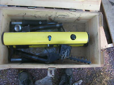 TIPPMANN PROPANE HAMMER FOR SIGN POSTS Farm Steel Posts