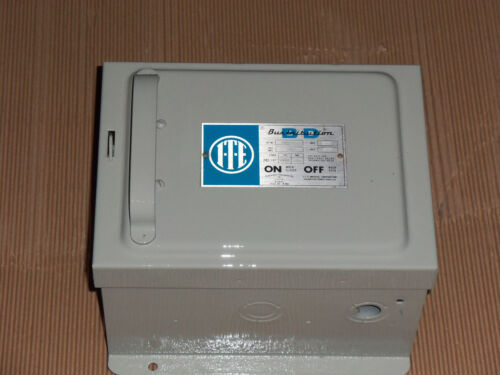 Ite Siemens Bd Bp Bp321 30 Amp 240 Fusible Bus Plug