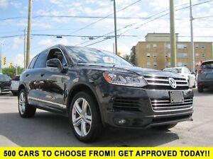 2014 Volkswagen Touareg 3.6L Execline
