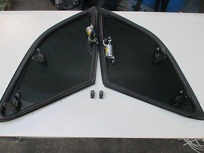 Mercedes ML W163 original ausstellbare Set Seitenscheiben Dreiecksfenster