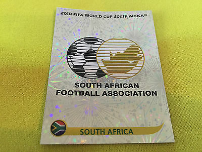 Sticker Panini South Africa 2010 Wc - No. 31 South Africa