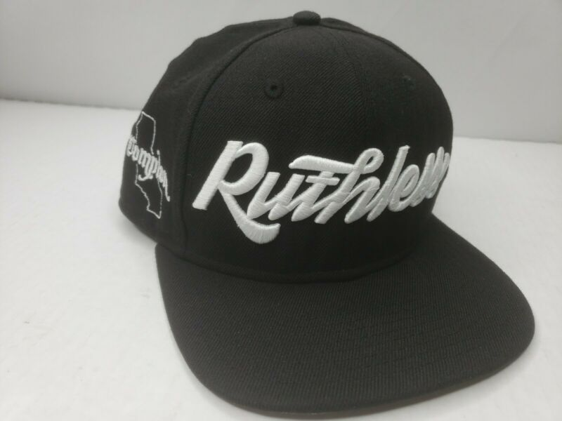 Ruthless Records New Era 9fifty  Snapback Hat Cap Eazy-E, Compton, NWA, GAME