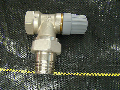 Sherwood High Pressure Gvh Valve 34 2033d