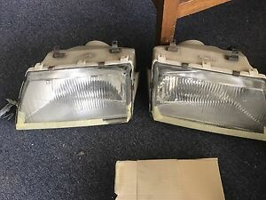 Holden vk genuine Gm front head lights Maribyrnong Maribyrnong Area Preview