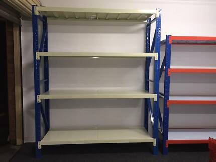 800kgs Metal Longspan Shelving/Racking/Shelf Unit~BRAND NEW