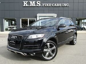 2015 Audi Q7 3.0T Sport /OFF ROAD STYLING PLUS PACKAGE