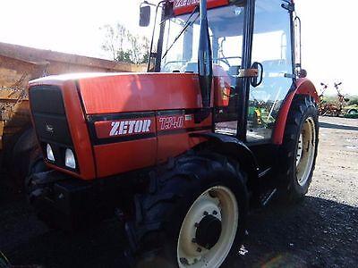 Używany, Zetor Parts Manual - 7520,7540,8520,8540,9520,9540 & 10540 Tractors na sprzedaż  Wysyłka do Poland