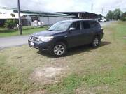 2010 Toyota Kluger 4x4 7 seater with RWC Cairns Cairns City Preview
