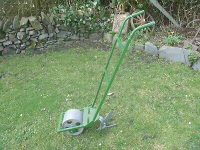 Antique/Vintage Garden Plough Wheeled Furrow...Ideal Prop Display Garden!!!