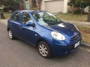 Nissan Micra ST 2014 in excellent condition Parkville Melbourne City Preview
