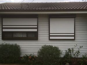 Roller shutters from Resco Minto Campbelltown Area Preview