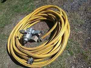 1 inch rattle gun, plus  30  meters  of hose. Greta Cessnock Area Preview