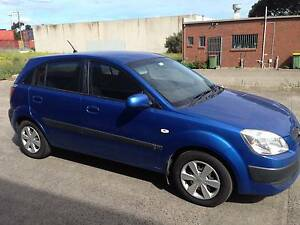 2006 KIA RIO Long Rego With RWC Tottenham Maribyrnong Area Preview
