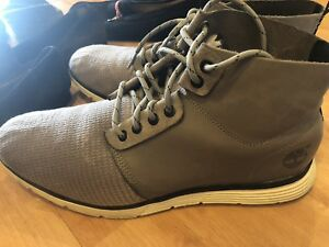 Timberland Boots Grey Size 12