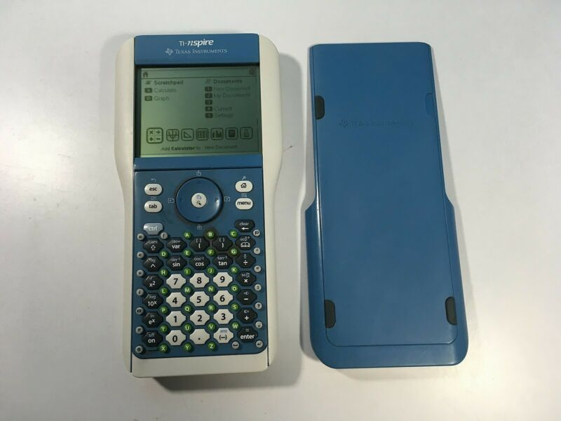 TI-Nspire Graphing Calculator Tested Working