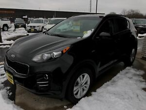 2018 Kia Sportage LX, Automatic, Back Up Camera, Bluetooth, AWD