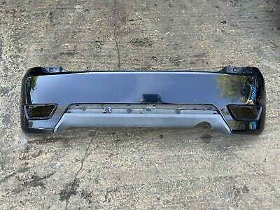 Ford Fiesta ST 150 MK6 2.0 Genuine rear back bumper Black