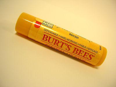 Burt´s Bees Beeswax Lip Balm Lippenpflegestift 4,25g Bienenwachs Natural