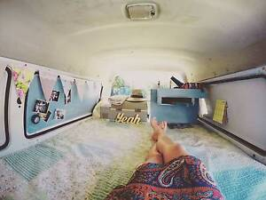 Travelling Van! $60.00 per night Mermaid Beach Gold Coast City Preview