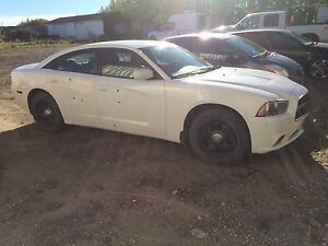 2011 police edition charger