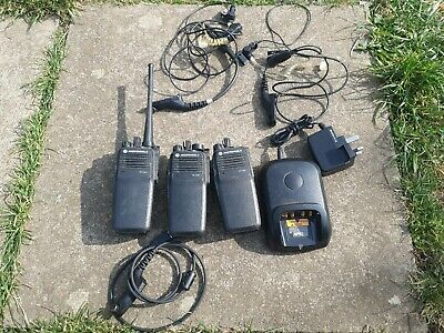 3 x Motorola 2way Radio's DP3400