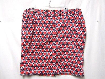 VAN HEUSEN short Skirt 18 waist 38 Length 21 Modern print with pockets](Vans With Skirts)