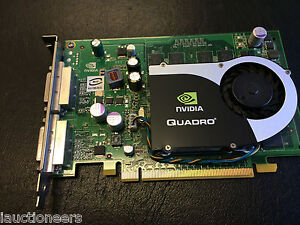 DELL-NVIDIA-QUADRO-FX570-VIDEO-CARD-256MB-PCI-E-DUAL-DVI-WX397