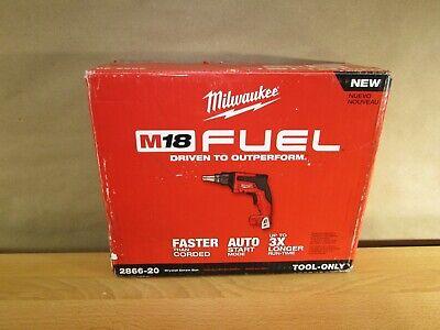 Milwaukee 2866-20 18-volt Lithium-ion Brushless Cordless Drywall Screw Gun