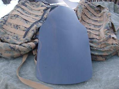 USMC MARPAT ILBE Assault Pack - Flexible Plastic Frame Sheet Panel insert - NEW