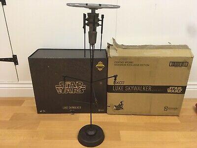 Hot Toys DX07 Star Wars Luke Skywalker Box And Bespin Diorama