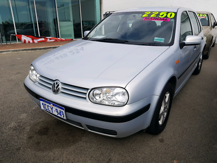 1999 VOLKSWAGEN GOLF Victoria Park Victoria Park Area Preview