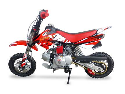 OUR NEW RANGE OF KIDS & ADULTS 50cc - 250cc BIKES ARE IN STOCK
