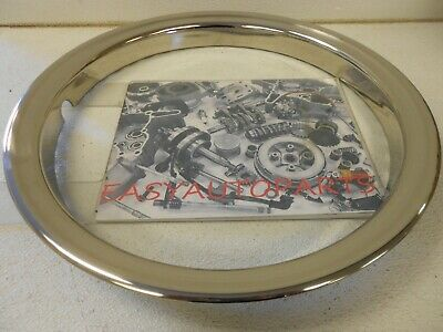 "Factory OEM Genuine GM Chrome Wheel Trim Ring 16"" *NEW*"