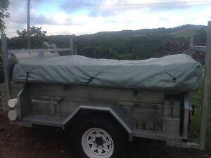 Camper trailer 4x4 Bogangar Tweed Heads Area Preview