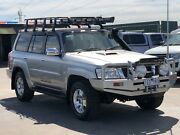 2010 Nissan Patrol SUV ST 4X4 AUTO WITH REGO RWC Ravenhall Melton Area Preview